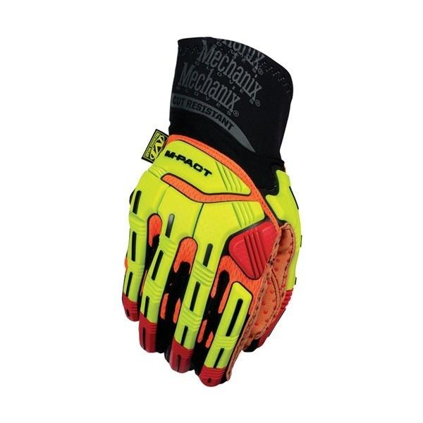Safety Gloves M-Pact XPLOR D4 Mechanix Wear