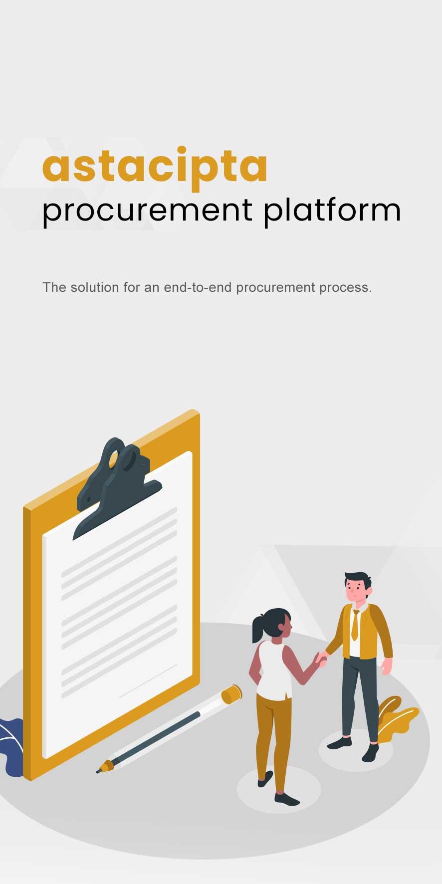 procurement platform asta